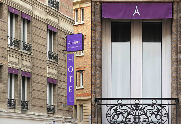 Hotel auriane porte de versailles official site hotel for Porte de versailles paris